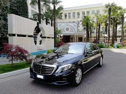 Mercedes Class S Long